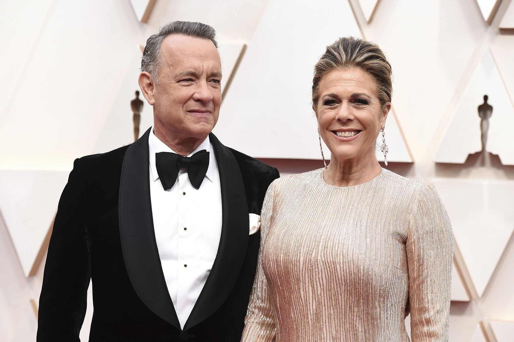 Tom Hanks coronavirus curato