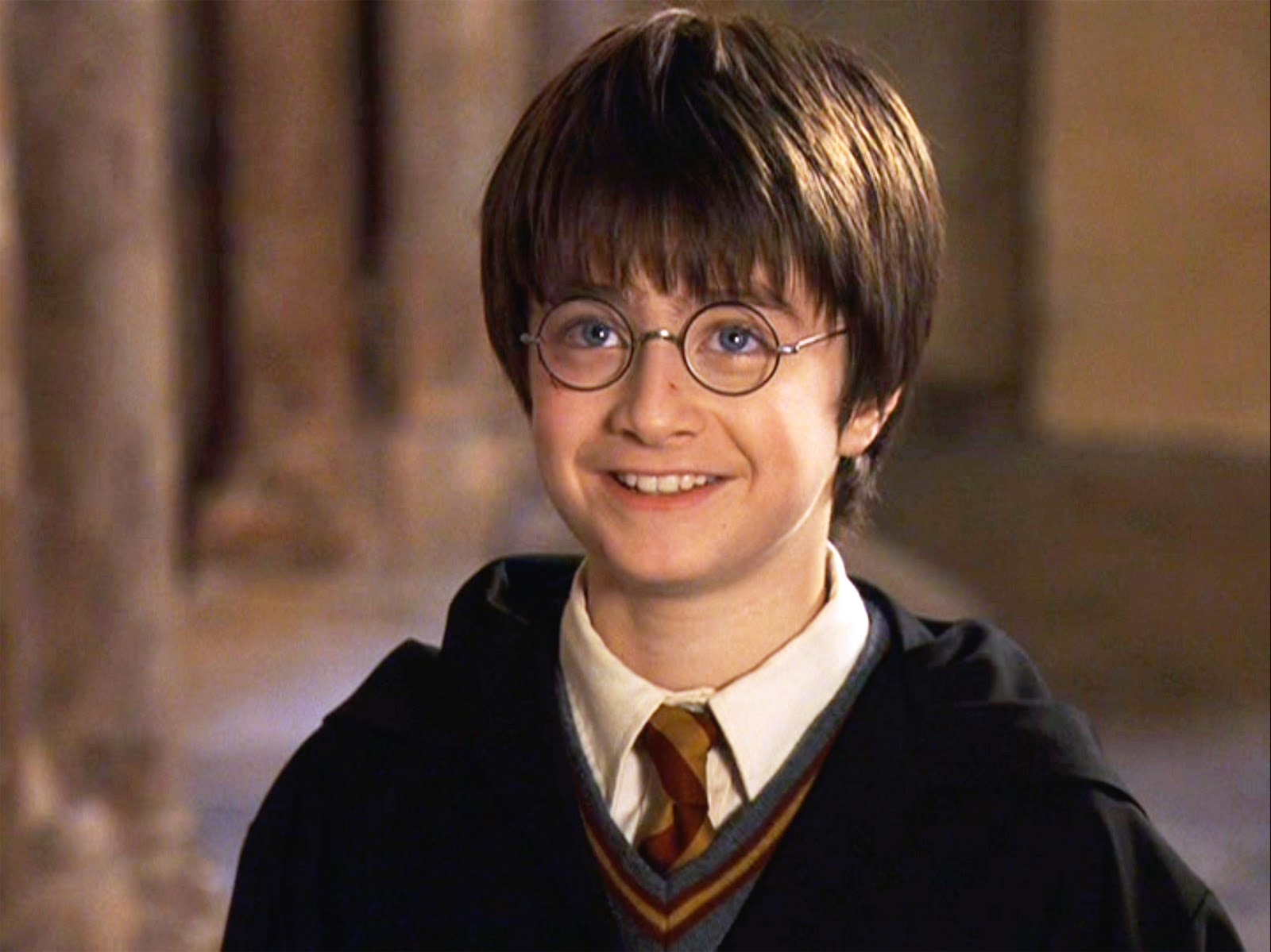 Harry Potter ubriaco Radcliffe