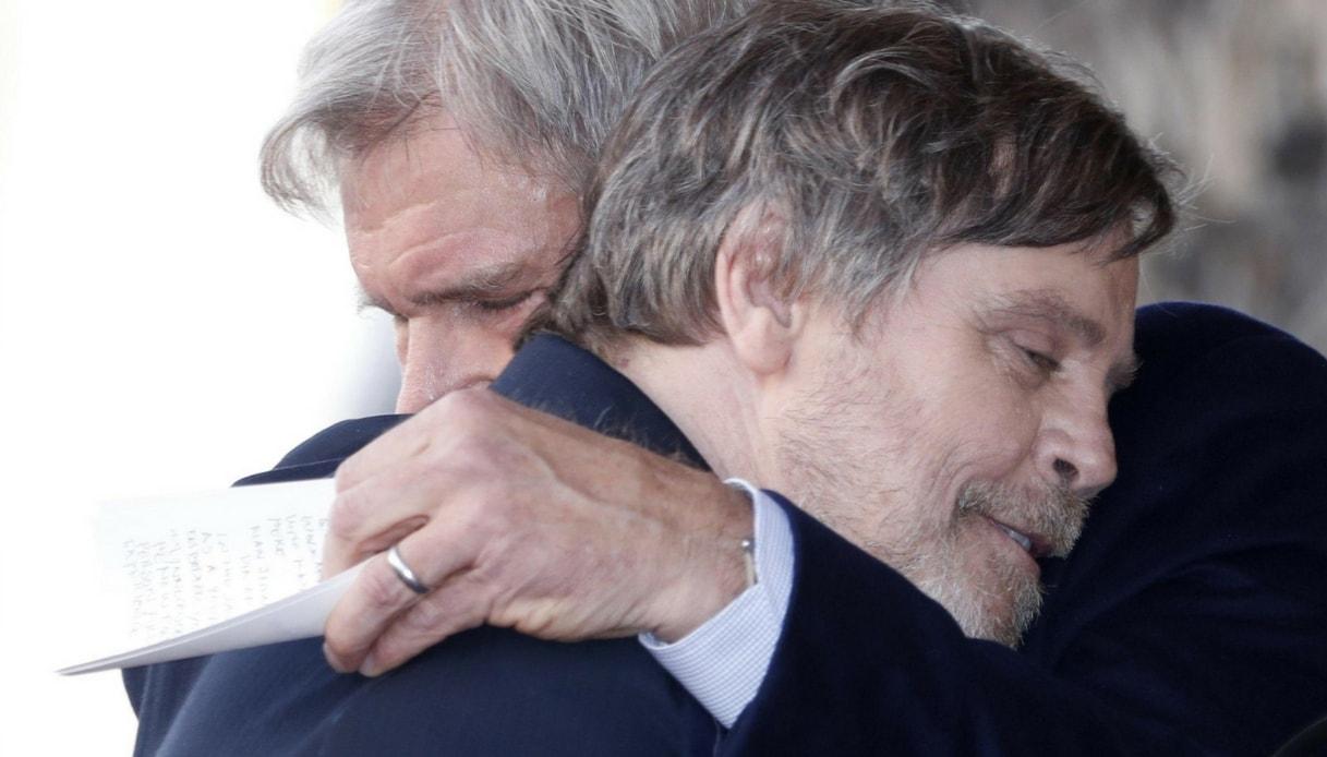 Star Wars lettera addio
