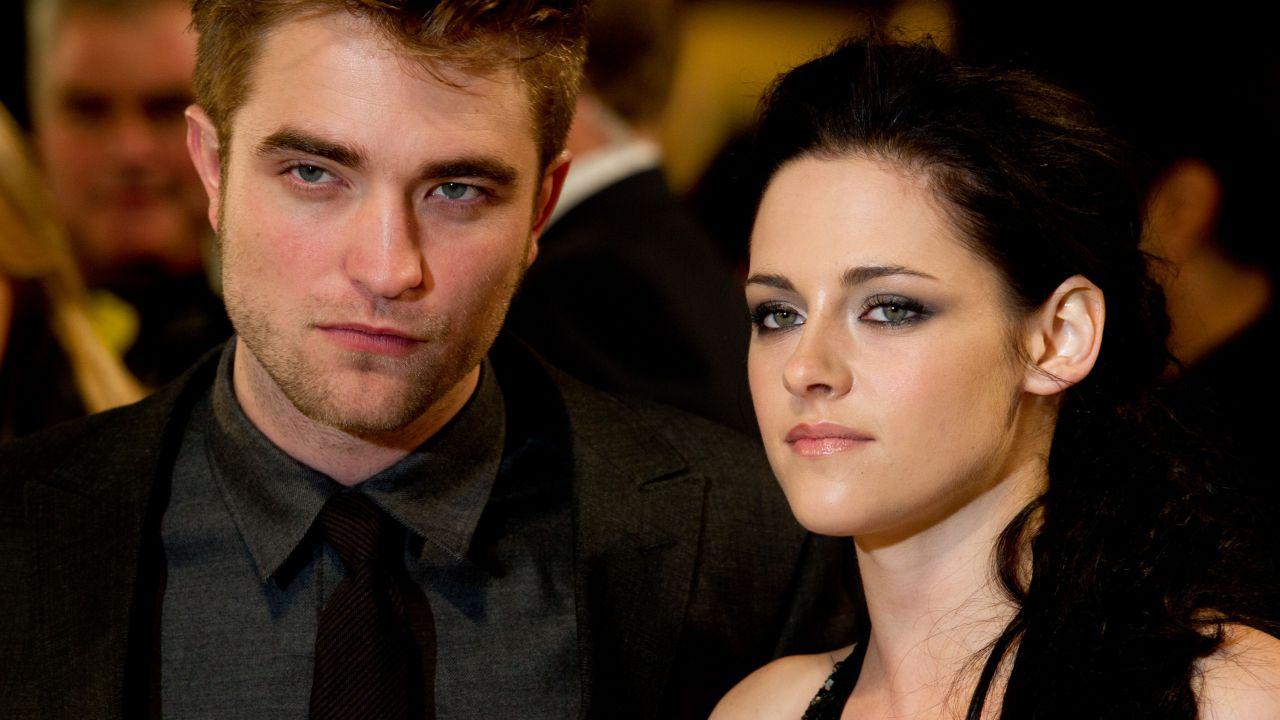 Pattinson film attore carriera