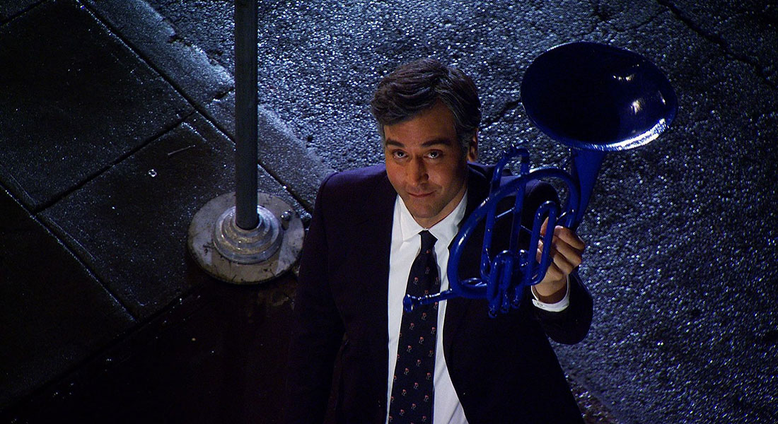 himym finale analisi