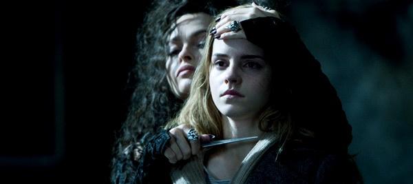 bellatrix tortures hermione