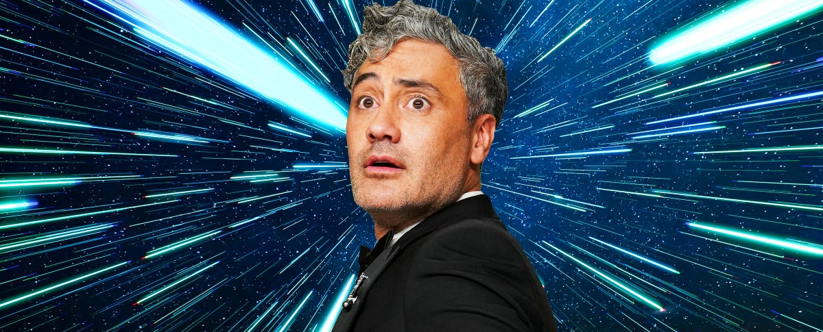 star wars waititi 2022