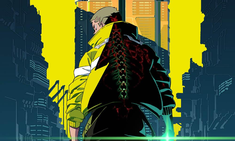 Cyberpunk Netflix serietv