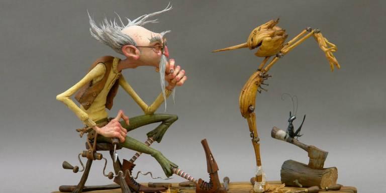 Pinocchio Del Toro rilascio