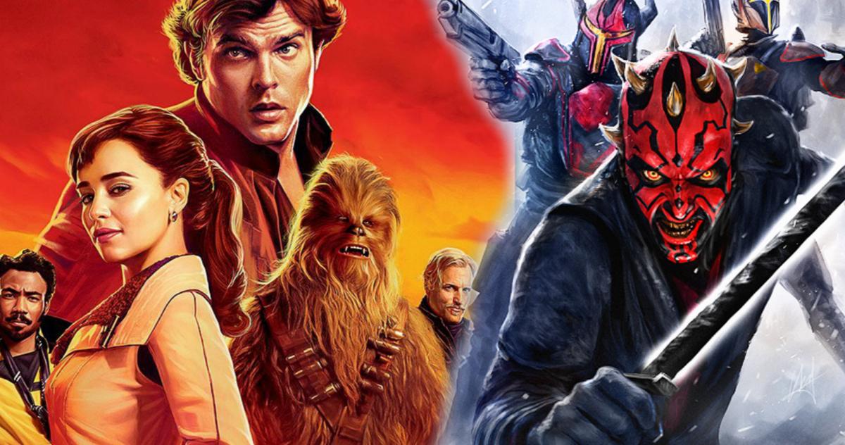 Solo2 nuovo film spinoff