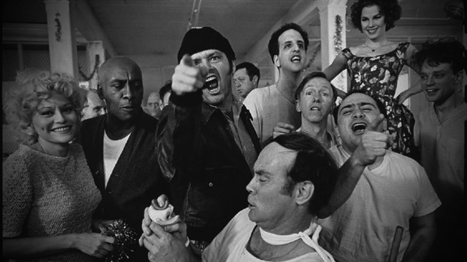 Ratched Jack Nicholson serietv