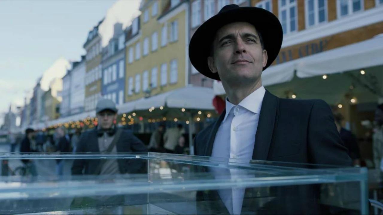 Casa Carta Copenaghen riprese