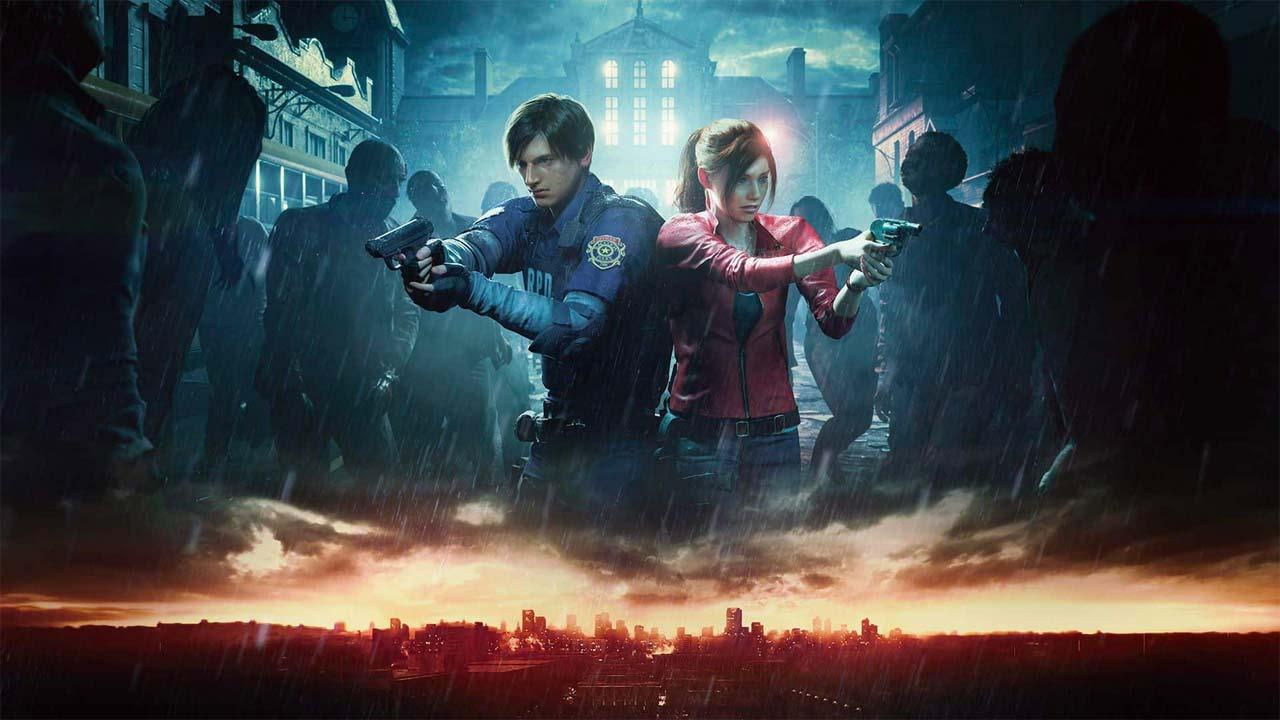 Resident evil telefilm
