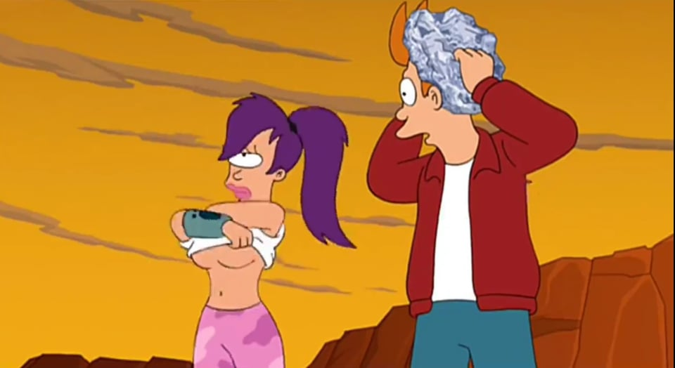episodi tristi Futurama streaming