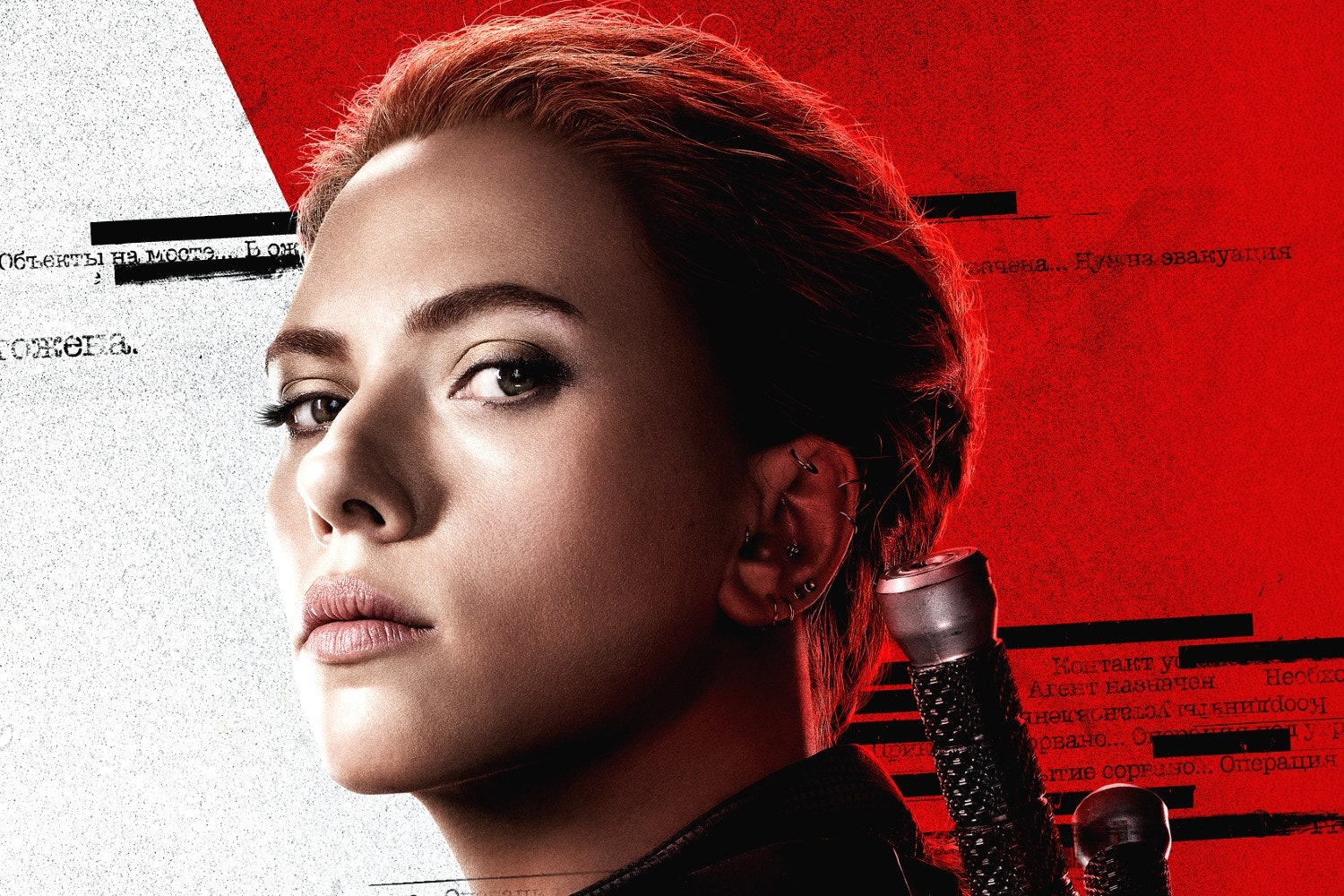 nuovo trailer Black Widow