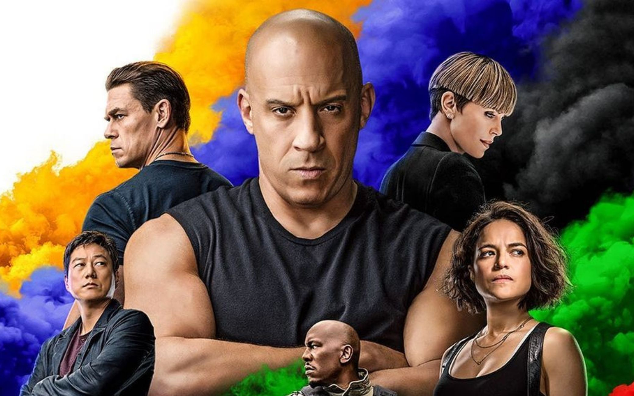 nuovo trailer Fast & Furious 9