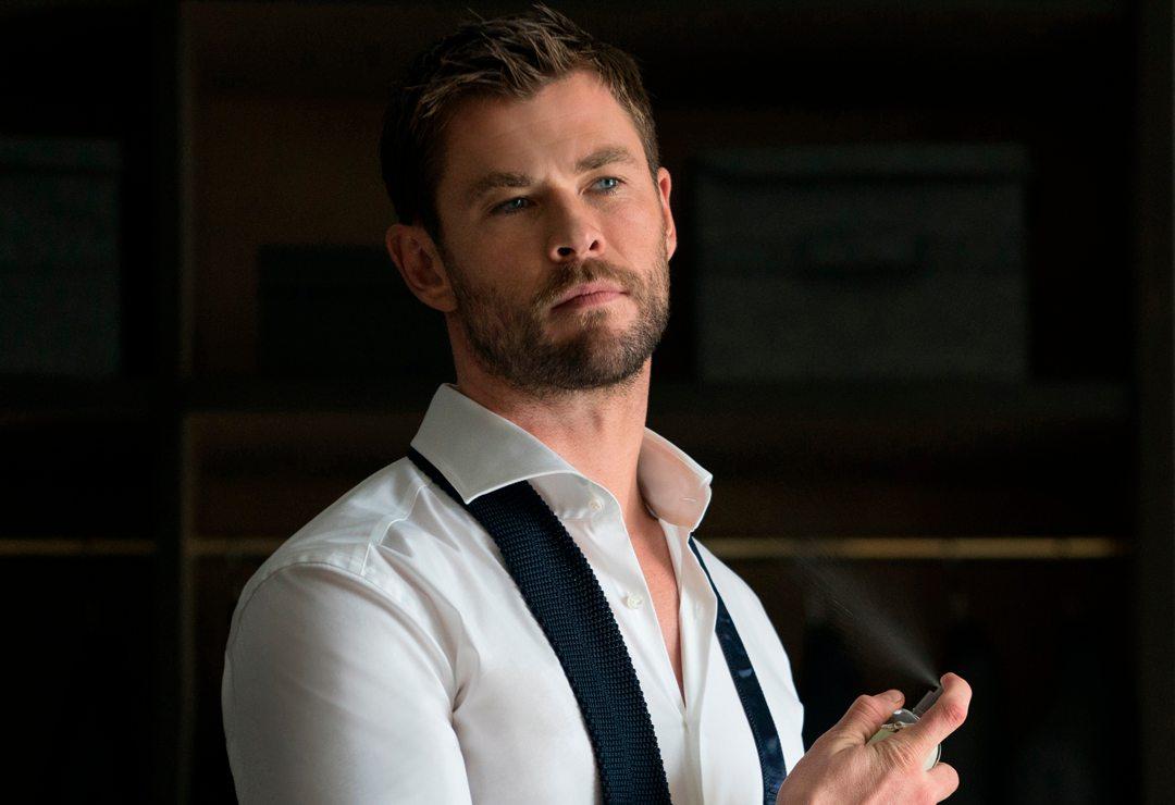Chris Hemsworth inter