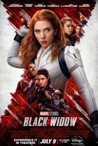 Black Widow cast