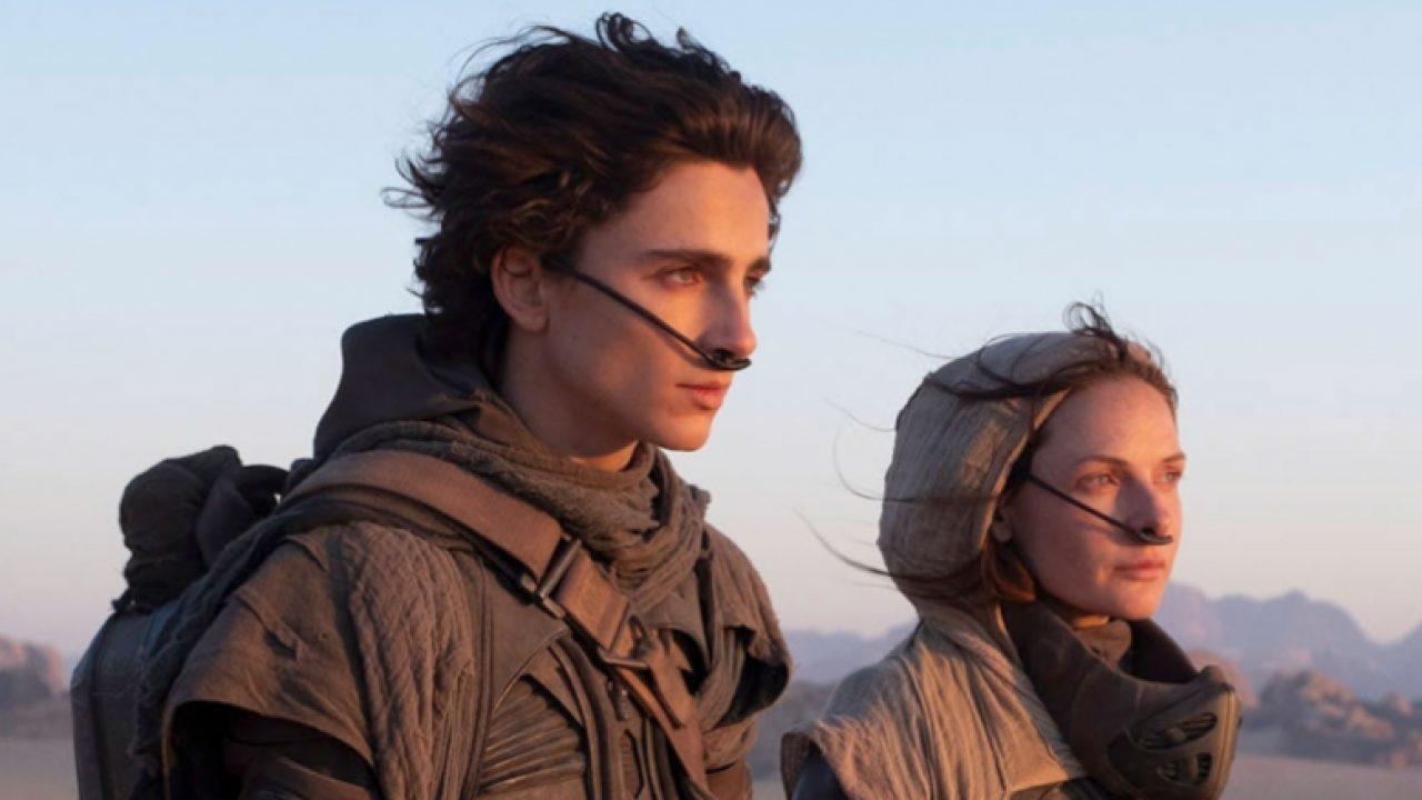 Dune nuovo trailer