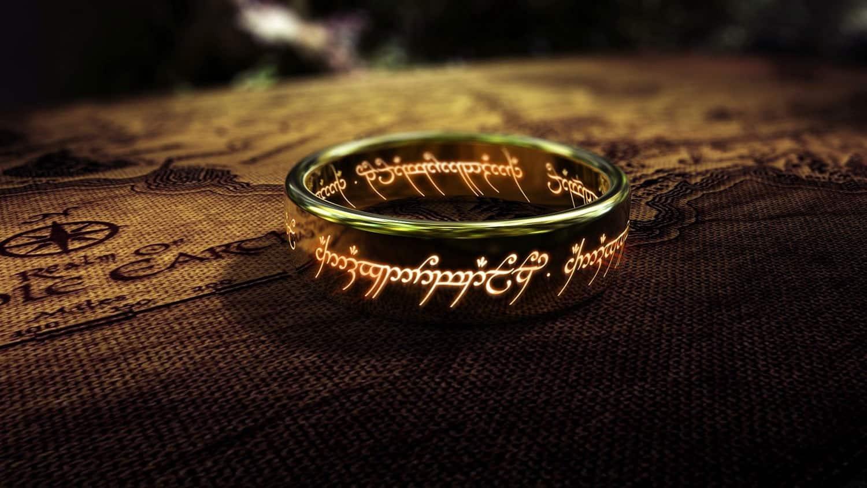 Signore anelli serie